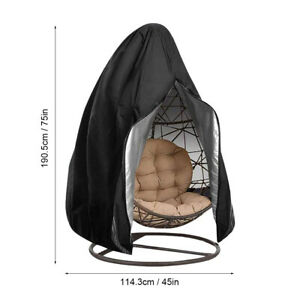 Chair Cover Swing Chair Cover Wear Resistant Patio For Garden