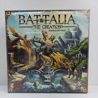 Battalia: The Creation board game NEW SEALED Kickstarter
