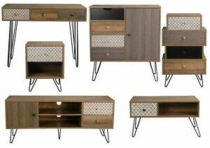 LPD Casablanca Modern Living Room  Sideboard -Chest Desk -Tv Unit-Coffee Table