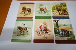 Swap Cards - Horses