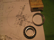 YAMAHA XS1100 IT490 TZ250 YZ125 YZ250 XS750 STEERING BEARING OEM # 93332-0008-00