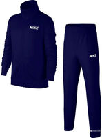 NEW Nike Junior Boys NSW Tracksuit AJ3028 478 Age 10 to 15 Years Colour Blue