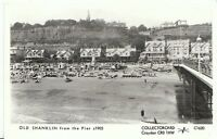 Isle of Wight Postcard - Old Shanklin From The Pier c1905   BB499