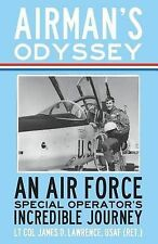 NEW Airman's Odyssey by James D. Lawrence