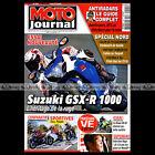 MOTO JOURNAL N°1848 SUZUKI GSXR 750 1000 ★ DUCATI 848 ★ TRIUMPH 675 DAYTONA 2009