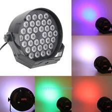 72W 3 in 1 36 LED RGB Stage Lighting 6CH DMX Disco DJ Pub Xmas Party Light Decor