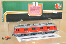 HAG 207 AC SBB CFF RED CLASS Re 6/6 E-LOK LOCO 11674 MURGENTHAL MINT BOXED nj