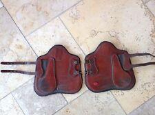 Stephens leather hind fetlock boots