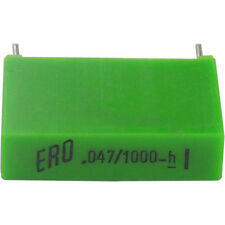 10St ERO MKT Kondensator 0,047µF 47nF 1000V DC RM-22,5 2,5% NOS Ware
