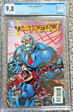 Justice League #23.1 Darkseid 3D Lenticular CGC 9.8 Cover DC Comics 2013