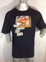 ECKO Unlimited Mens T Shirt Extra XL Large Navy Blue Rhino.