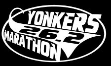 2019 Any year Yonkers Marathon Finisher Decal Sticker New York City