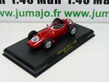 FER12E voiture 1/43 IXO altaya : FERRARI 246 F1 1958 Mike Hawthorn WINNER 1st