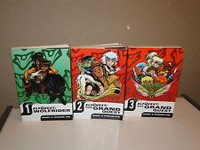 Elfquest The Grandquest Vol. 2-3  Wolfrider Vol.1 by Wendy & Richard Pini