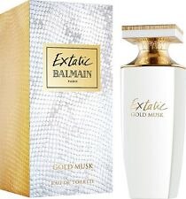 BALMAIN EXTATIC GOLD MUSK 60ML EDT SPRAY FOR WOMEN BY PIERRE BALMAIN