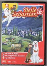 dvd BELLE E SEBASTIEN HOBBY & WORK numero 11