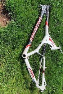 2003 specialized Stumpjumper mountain bike frame