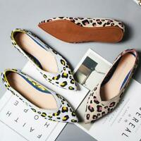 Pointed Toe Flats Environmental Womens Shoes Variety Colors Size 35-40