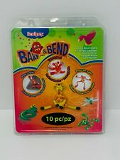 Sculpey Bake & Bend Oven Bake Clay Kit - 10 pc, New