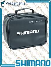 Tasche Tür Angelrolle und BOBINE Shimano design Carbon-look 12,9cm x 27cm x 10cm