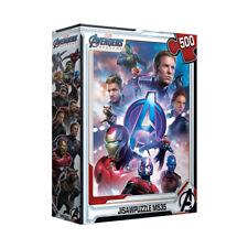 500Piece Jigsaw Puzzle MARVEL Avengers Endgame II PL535M