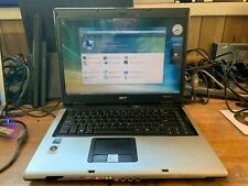 "Acer Aspire 5100 3357 15.4"" Windows Vista Laptop AMD MK-6 2GB 120gb WIFI DVDRW"