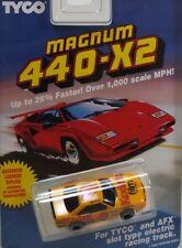 HO Slot Car - Tyco 440x2 Magnum - KODAK Chevy Lumina NASCAR - 9014T