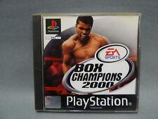 Playstation 1 - Box Champions 2000 - PS 1