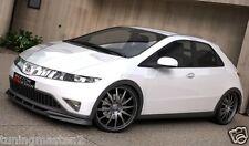Honda Civic MK8 HB pre facelift 2006-2009 Sottoparaurti Anteriore Tuning maxton