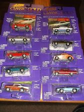 JOHNNY LIGHTNING CLASSIC GOLD COLLECTION
