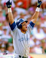 Roberto Alomar Toronto Blue Jays 1992 ALCS Game 4 Homer Premium POSTER Print