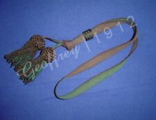 WWII JAPANESE ARMY OFFICERS SWORD KNOT | SK15