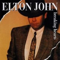 ELTON JOHN 'BREAKING HEARTS' CD NEW!