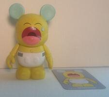 "Walt Disney Vinylmation ""Cry Baby"" by Adrianne Draude Urban series #6 with card"