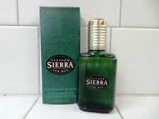 STETSON SIERRA COLOGNE SPRAY FOR MEN 1.5 OZ BOTTLE *NEW IN BOX*