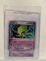Pokemon Celebi Ex 17/17 Holo Rare Pop Series 2