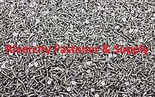 (200) M4x14 Flat Head Socket Cap Screws 4mm x 14mm Allen Bolts stainless Steel
