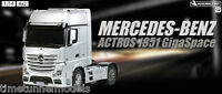 Tamiya 56335 Merc ACTROS - RC Self Assembly Truck Lorry Kit 1:14