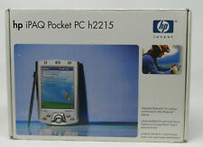 Hp Ipaq H2215 Pocket Pc Pda Accessories & Charger Please Read!