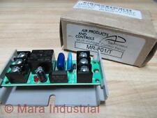 Air Products & Controls MR-801/T Control Relay MR801T