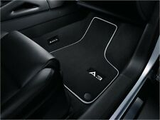 Tappetini Tessili Premium Anteriore Per Audi a3 8p DAL ANNO DI COSTRUZIONE 2008 8p1061275p MNO