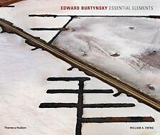 Edward Burtynsky: Essential Elements New Hardcover Book Edward Burtynsky, Willia