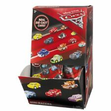Disney Pixar Cars 3 Diecast Micro Mini Racers Blind Bag - 5 /10 PACKETS