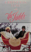 Christmas Time With the Judds Cassette 1987