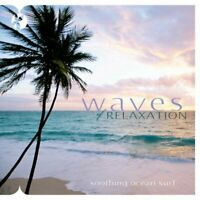 Waves of Relaxation: Soothing Ocean Surf [CD]