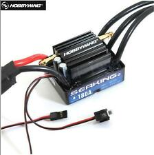 HobbyWing SeaKing V3 180A BL Motor ESC 6V/5A BEC for RC Racing Boat