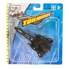 Maisto Fresh Metal Tailwinds SR-71 Blackbird