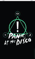 Panic! At The Disco Fly Flag