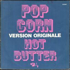 HOT BUTTER  POP CORN VERSION ORIGINALE  MOOG by STAN FREE 45T SP BARCLAY 61.641