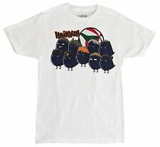 *Legit* Haikyuu Volleyball SD Karasuno High Crows Team Authentic T-Shirt #89923